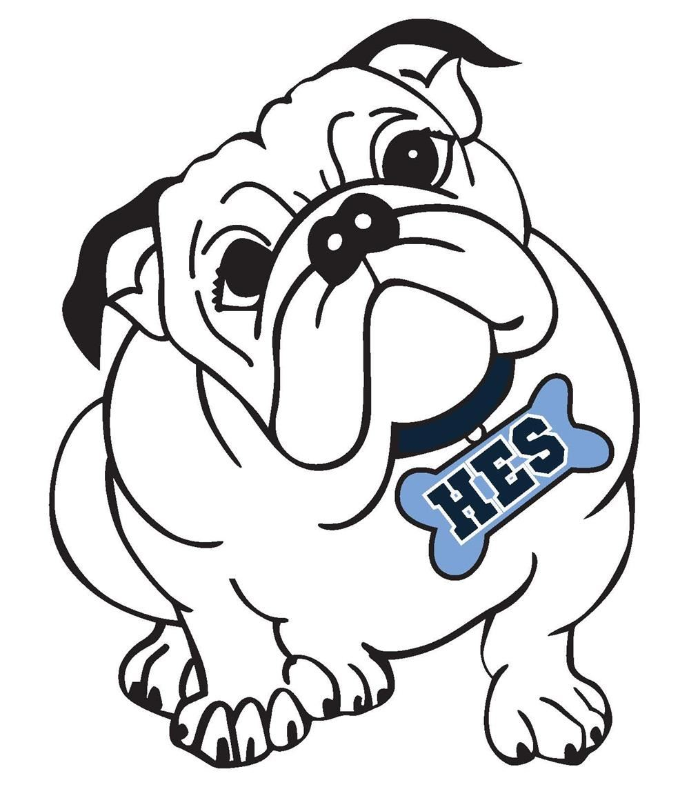 new bulldog logo