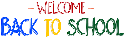 Image result for Welcome back to school class of 2019