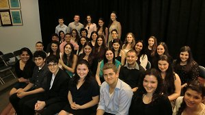 New Thespians 2012