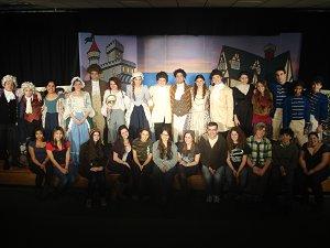 cast/crew Twelfth Night